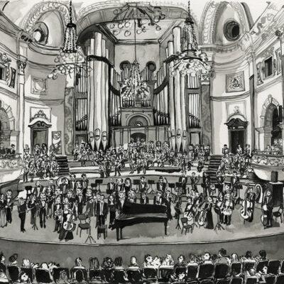 City Hall Cape Philharmonic