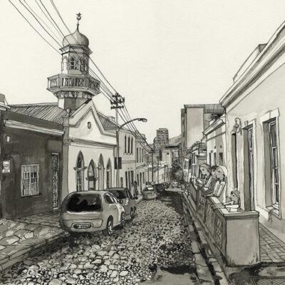 Bokaap Longmarket St