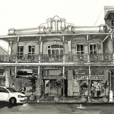 Clarkes, Long Street