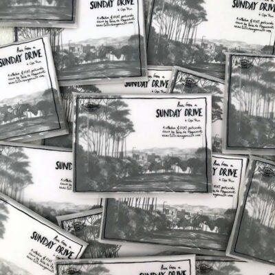 02 Sunday Drive – Postcard Pack