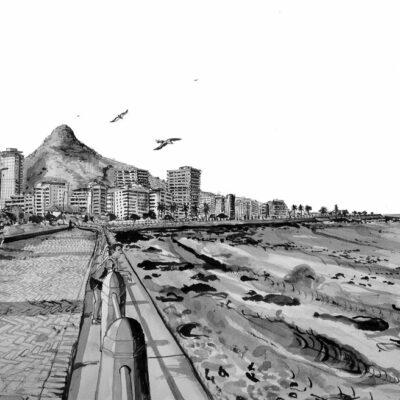 Sea Point Promenade (Mountain)