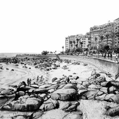 Saunders Beach Promenade