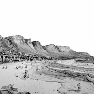 Camps Bay 12 Apostles
