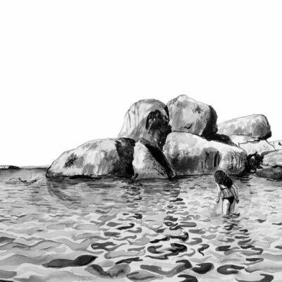 Boulders Island